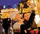 Kerstmarkt dagtochten en kerstarrangementen